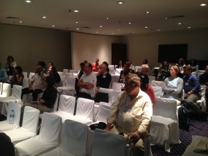 Attendees at the Blastocystis Forum, ICOPA 2014